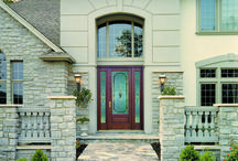 Entry Doors / Window World Entry Doors offer rich embossment details and colors in fiberglass and steel options that are beautiful yet durable and low maintenance.