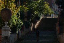 Garbatella novembre 2015 / un quartiere di Roma