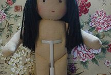 Waldorf doll project