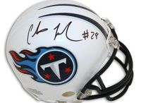 Tennessee Titans Memorabilia / Tennessee Titans Memorabilia