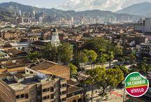 Postales de Itagüí / Hermosas fotografias demostrando el gran cambio que esta viviendo el municipio de Itagüí