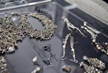 NY Fashion Week Runway Jewelry / by Shoshanna Fischhoff