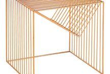 Contemporary interior design ideas - bedside tables