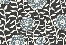 Fabrics and Papeterie / I love beautiful patterns