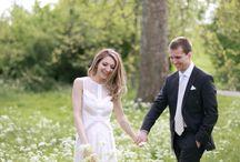 London elopement wedding photography / Stylish London elopement photos by wedding photographer Dasha Caffrey