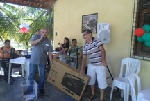 Domingo no Green Club Residence  / Mais um evento da AGC Gestão no Green Club com seus colaboradores e familiares no último domingo dia 20/05/2012.