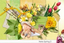 Spring/Easter / Spring and Easter Themed Products