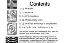 Intro: Op Art / by Sarah Alvarez