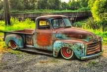 cool cars/trucks