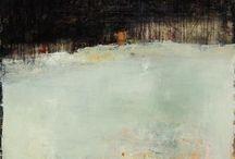 Abstract painting / ei esittävä maalaustaide