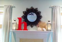 Living room inspiration / by Tonya Morgan