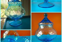Glass - Candy Jars