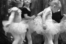crianças bailarinas