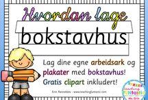 Skole norsk