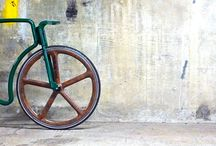 All the colors in the world / Painted Viks bikes