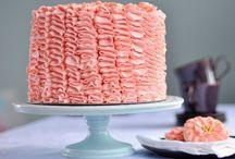 Baking heaven / The cakes