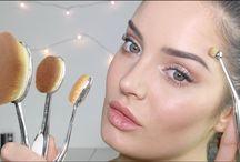 Makeup/beauty / by Rachael Schones