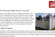 Horner Brothers LLC News / News, updates, press releases from your local fencing and concrete contractor in Hamilton NJ.