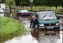 Items for wet weather motoring / Hints and tips for preparing yourself and your classic car for wet weather motoring