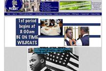 Behind the Paws / Phillips high schools award winning student news program