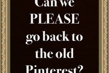 I HATE the Changes to PINTEREST