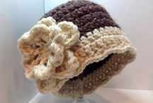 Crochet hat patterns / by Kathy Styers
