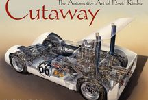 Cutaways I love! / by Jon Stein