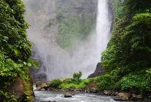 Wodospady i kaskady