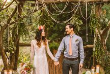 A Wedding in the Woods / I'm girl in love with the man of her dreams... I'm just planning our simple but romantic wedding... If he ever asks.