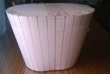 hacer molde para cestas de papel
