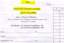 Madhyamik English Question Paper 2017
