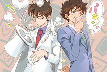 Detektiv Conan/Magic Kaito