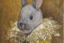 Rabbits / by allyson turner