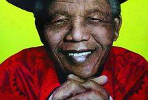 Nelson Mandela Paintings