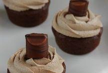 Cupcakes et gâteaux individuels