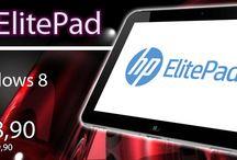 Tablet hp ElitePad