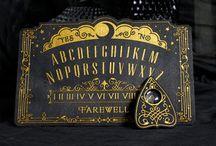 ouija board & fortune teller