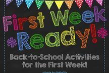 September....back to school!