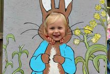 Lewis Peter rabbit 2nd bday