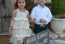 M & D's Country Chic Wedding Ideas