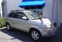 SOLD!! 2006 Hyundai Tucson #5130A / This vehicle has been through a rigorous safety inspection, meaning brakes, tires, belts and hoses are all in great condition. Oil change has been performed and fluids have been topped off.