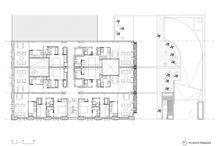 Edificios Residenciais | residential building