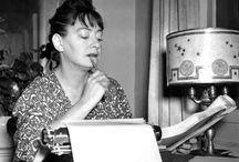 Författare i arbete