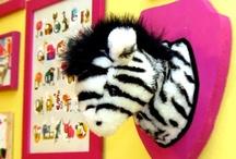 Stuffed Animal Head