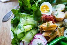 Salade nordic