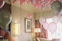 Party - Balloons / by Michelle Williston