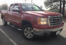 2008 GMC Sierra 1500 SLT Truck Extended Cab For Sale in Durham NC
