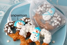 Christmas Fun! / Christmas recipes, decorating ideas, stocking stuffers and more! / by Beau-coup
