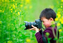 Nature Photography With Children