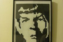 Peeler Bead Art